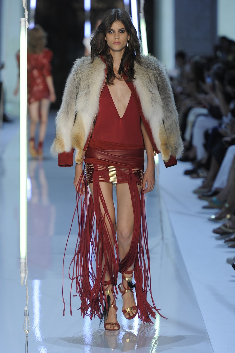 Alexandre vauthier haute couture fall winter 2015 16 for Haute couture winter