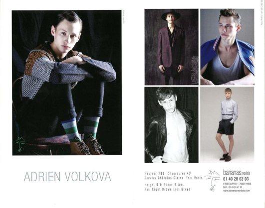 Adrien Volkova