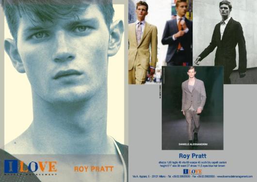 Roy Pratt