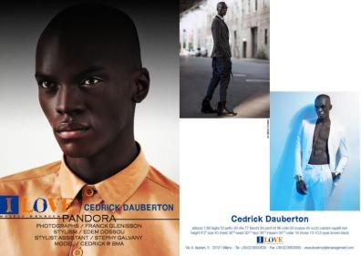 Cedrick Dauberton
