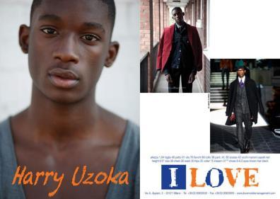 Harry Uzoka