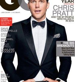 Chris Pratt 2015 Photoshoot