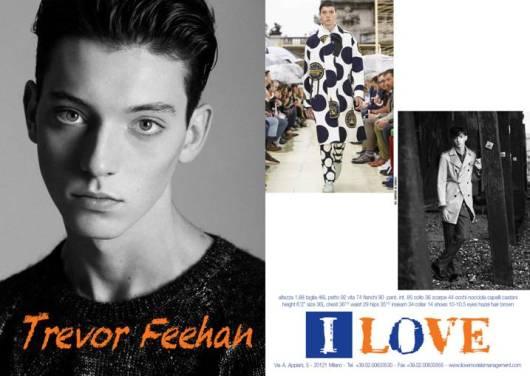 Trevor Feehan