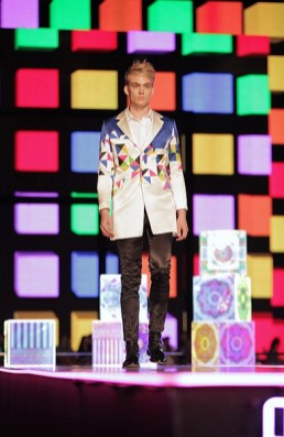 Will hits the final catwalk