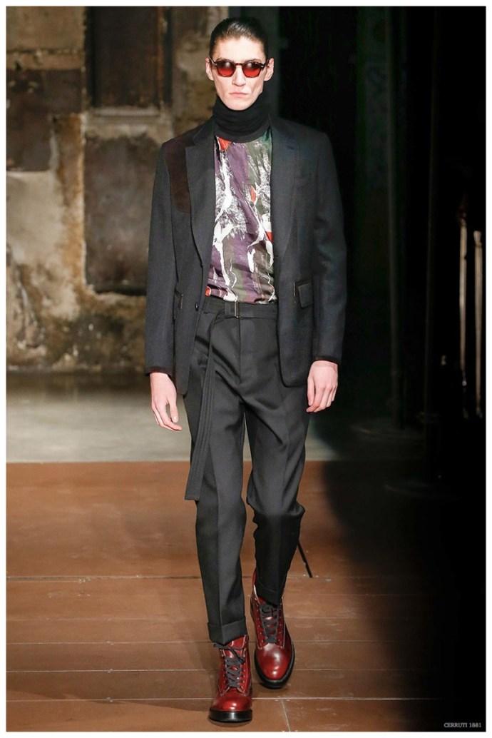 b0559344698 Cerruti 1881 Fall/Winter 2015 Menswear Collection: Contemporary ...