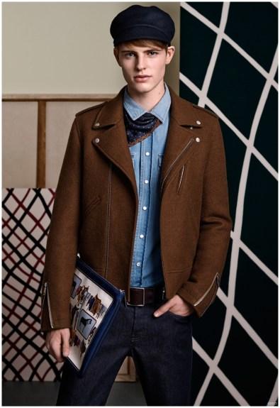 Gucci Pre Fall 2015 Menswear Collection Casual Chic