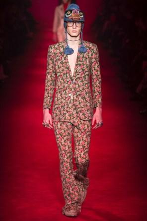 Gucci Fall/Winter 2016 Menswear