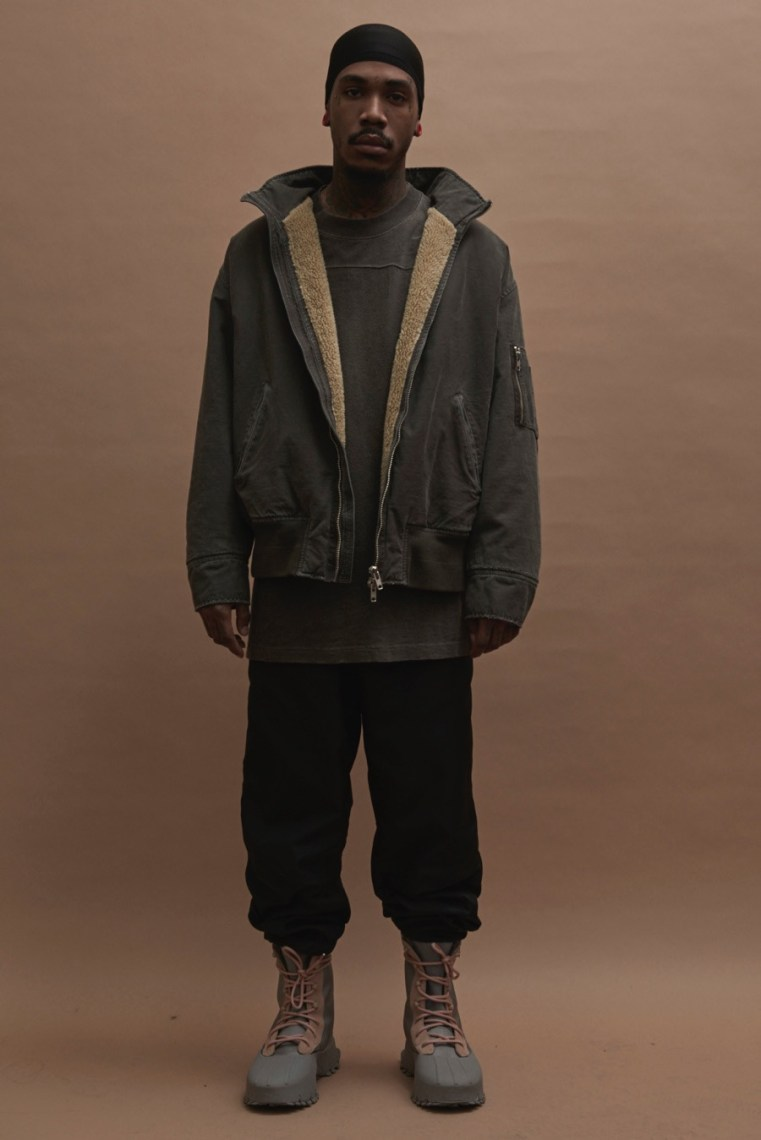 e04666b42 Kanye West Yeezy 2016 Fall Winter Men s Collection