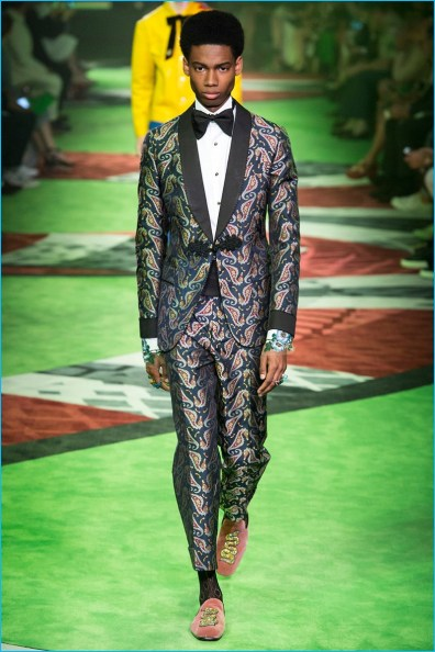 Gucci 2017 Spring Summer Men S Runway Collection The