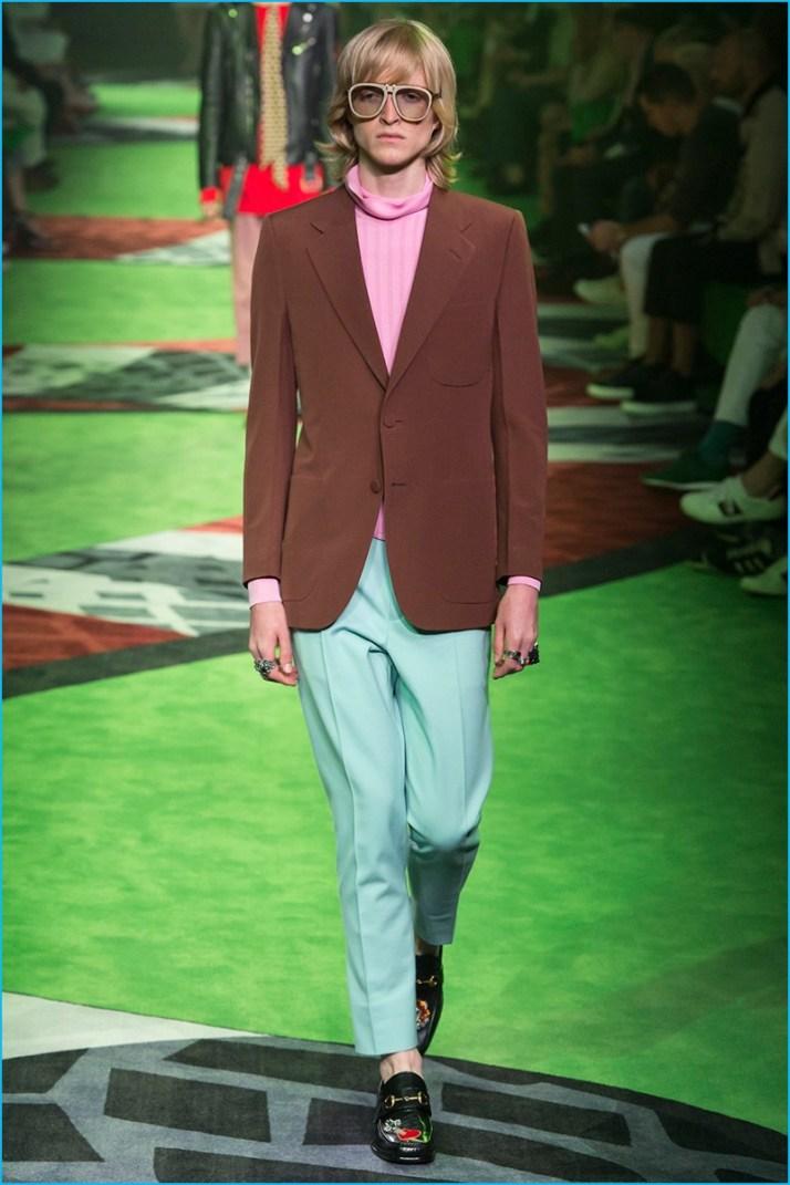 9fd8dd143b1 Gucci-2017-Spring-Summer-Mens-Runway-Collection-038
