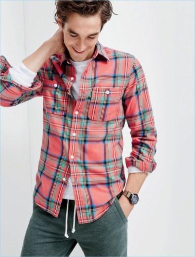 JCrew-Flannel-Shirt