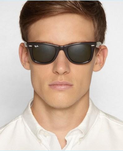 7f85b42c3 Ray-Ban Sunglasses   Celebrities Wearing Ray-Ban Sunglasses   The ...