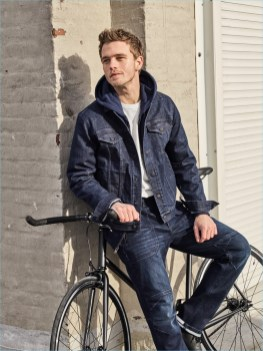 Gap Marries Performance & Classic Style for Technical Denim Collection