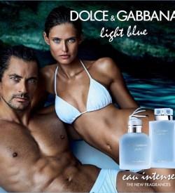 David gandy dolce gabbana light blue campaigns david gandy bianca balti star in dolce gabbana light blue eau intense fragrance campaign mozeypictures Gallery