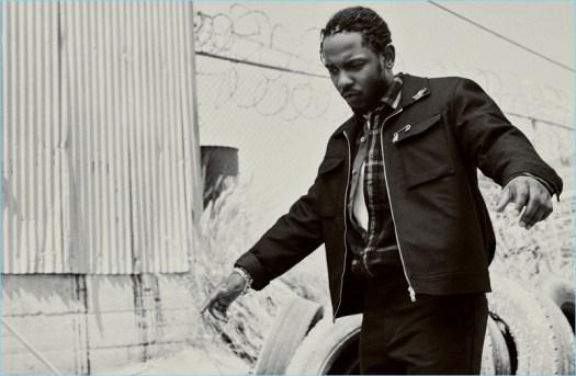 Kendrick Lamar Covers Interview Magazine, Talks Self ...