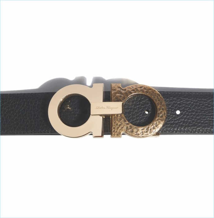 Salvatore Ferragamo | Men's Switch Belt | Piero Méndez | The