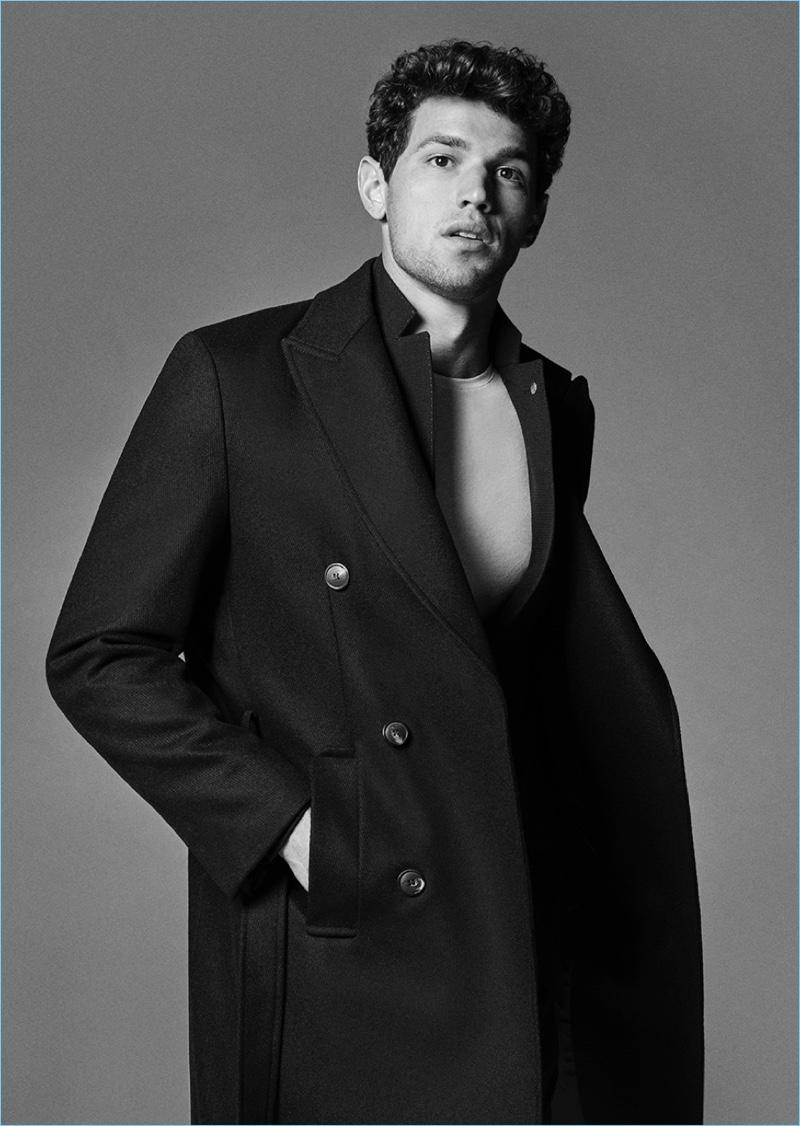 a0d54c99be1 Giacomo Cavalli | Liu Jo Uomo | Fall 2018 | Campaign | The Fashionisto