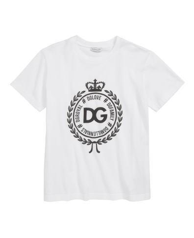 61fc5fde1c5 Toddler Boy s Dolce   gabbana Manica Corta Graphic T-Shirt