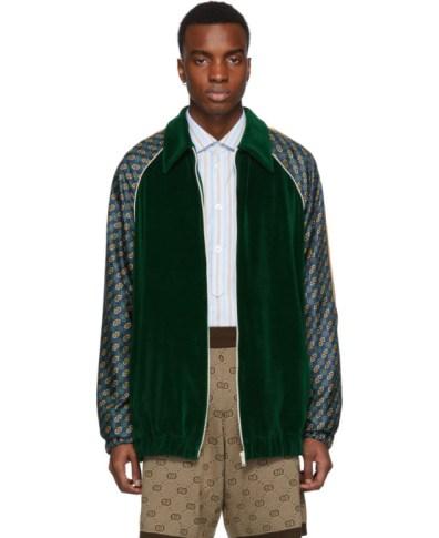 fe87e932d Gucci Off-White and Multicolor Roi Soleil Print Shirt | The Fashionisto