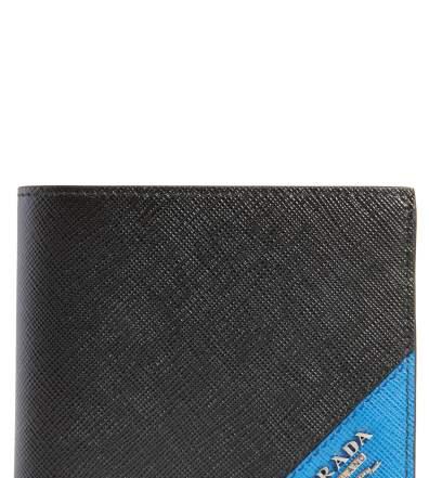 24524d73d81f Men's Prada Saffiano Leather Bifold Wallet –   The Fashionisto