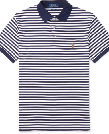 aa83e97e Polo Ralph Lauren – Slim-Fit Striped Cotton-Jersey Polo Shirt – Men ...