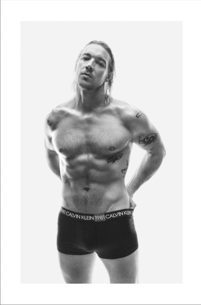 Shirtless Diplo 2019 Calvin Klein Underwear Campaign