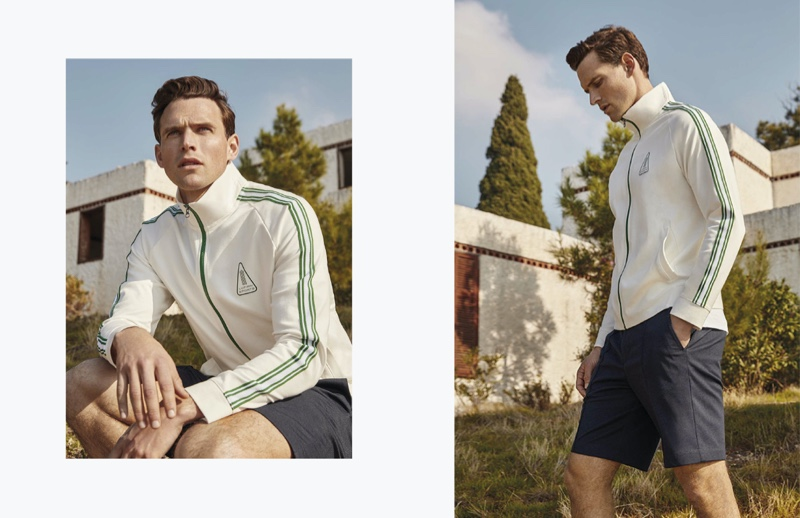 Guy Reunites with Lufian for Smart Spring '20 Campaign