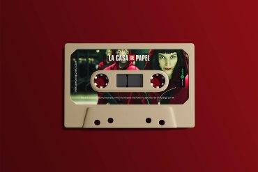 La Casa de Papel Spotify Inspired Playlist