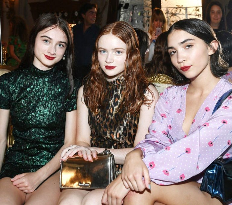 Rising Style Teen Icons