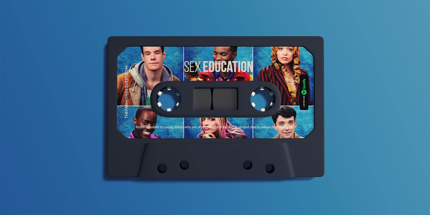Spotify Sex Education Inspired Playlist