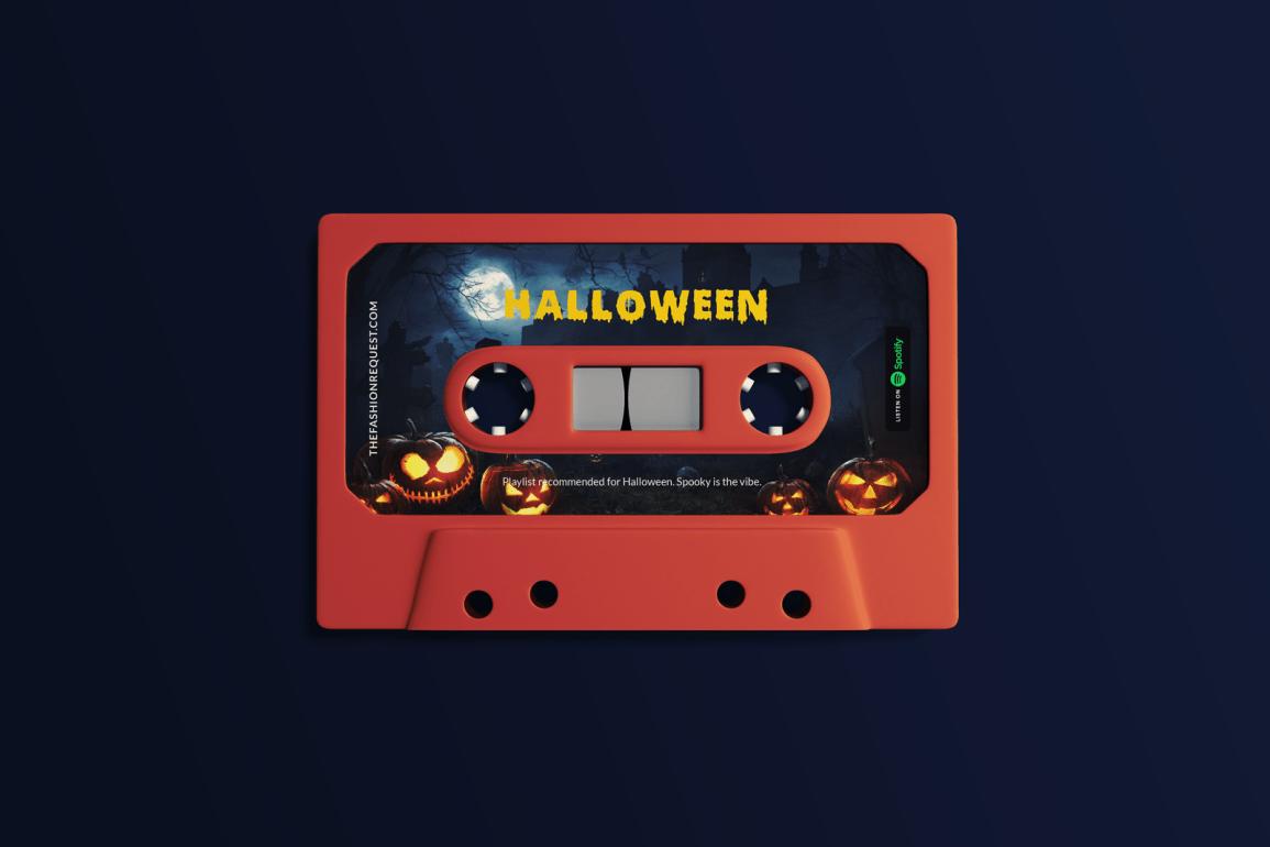 Spotify Halloween Inspired Playlist