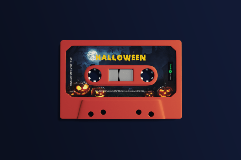 Spotify Halloween Inspired Playlist