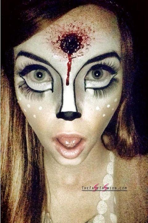 35 Sexy Amp Spooky Halloween Makeup Ideas Thatll Inspire