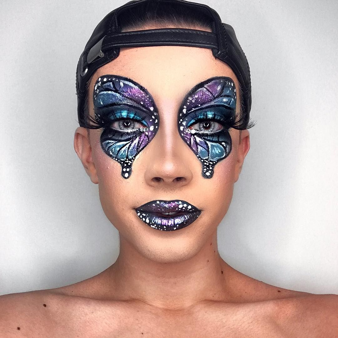 20 James Charles Halloween Makeup Ideas The Fast Fashion