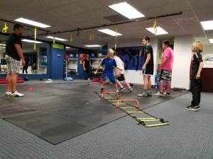 Speed & Agility Training