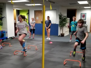 Youth Speed & Agility Training