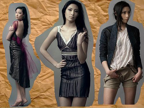 michael huang fashion designer