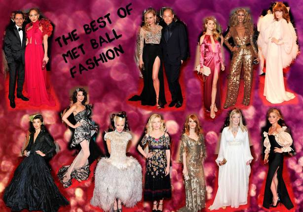 The Best Dressed at the 2011 Met Ball