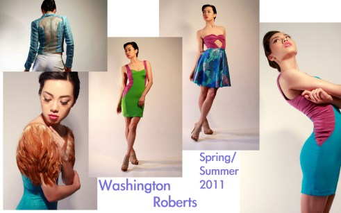 Washington Roberts Spring/Summer 2011