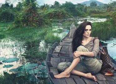 Angelina Jolie Louis Vuitton Core Values