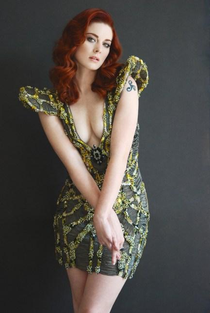 Alexandra Breckenridge by Michael Freeby