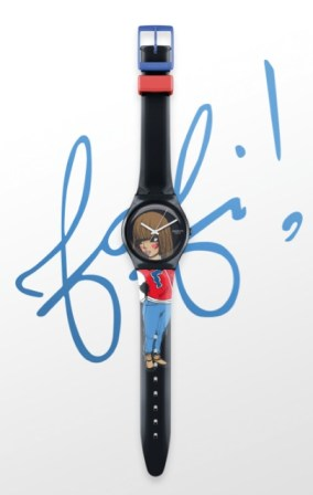 Fafi O'Clock Swatch