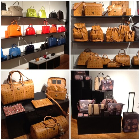 MCM Leather Goods