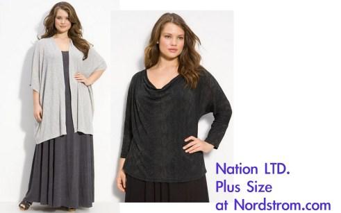 Nation LTD Plus Sizes
