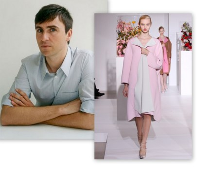 raf simons goes to dior