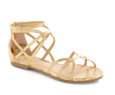 The Bold Standard Sandal