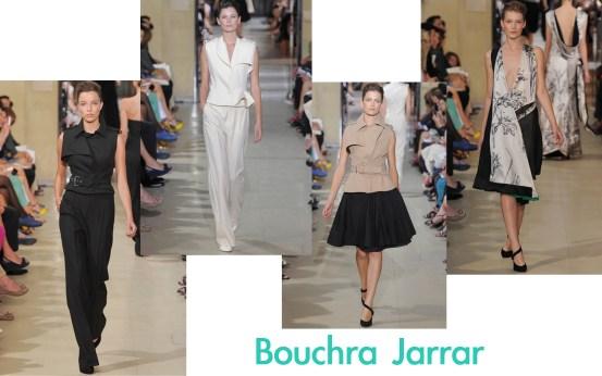Bouchra Jarrar Couture F/W12