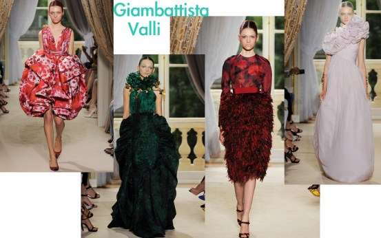 Giambattista Valli Couture F/W12