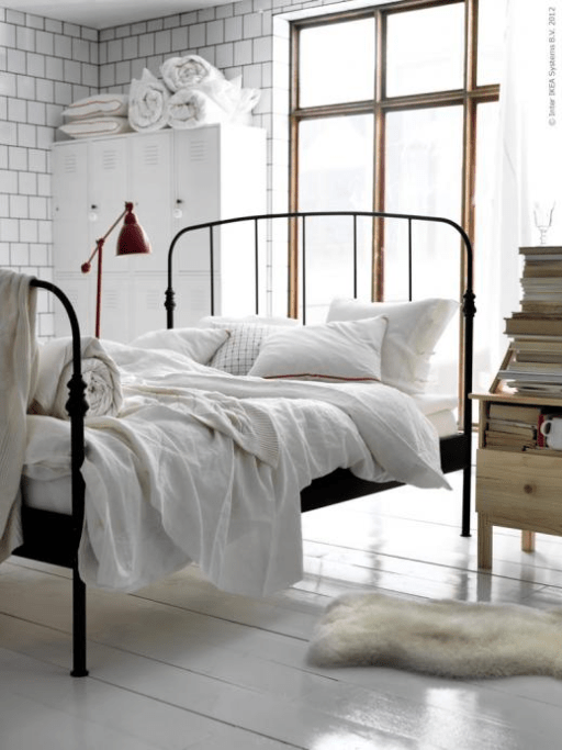 Ikea Lillesand Bed