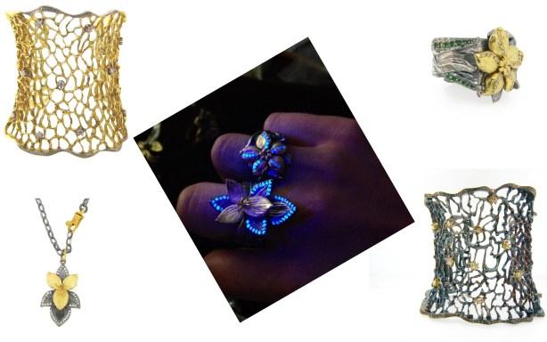Atelier Minyon Fluorescent Diamonds